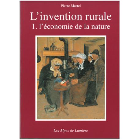 Les Alpes de lumière n°69-70 L'invention rurale - Pierre Martel