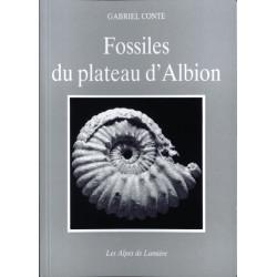 Les Alpes de lumière n°99 Fossiles du plateau d'Albion - Gabriel CONTE