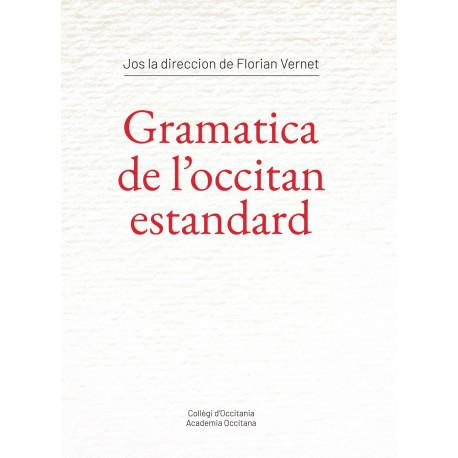 Gramatica de l'occitan estandard - Florian VERNET