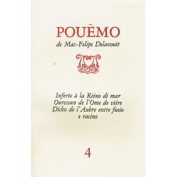Pouèmo 4 - Mas-Felipe Delavouët