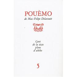 Pouèmo 5 - Mas-Felipe Delavouët