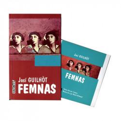 Femnas - Josí Guilhòt (libre + CD)