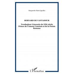 Bernard de Ventadour - Marguerite-Marie Ippolito
