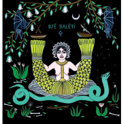 Pantaï - Djé Balèti (VINYLE)