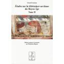 Études sur la littérature occitane du Moyen Âge, Tome II - Gérard Gouiran