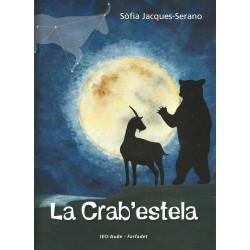 La Crab'Estela - Sòfia JACQUES-SERANO (Livre + CD)