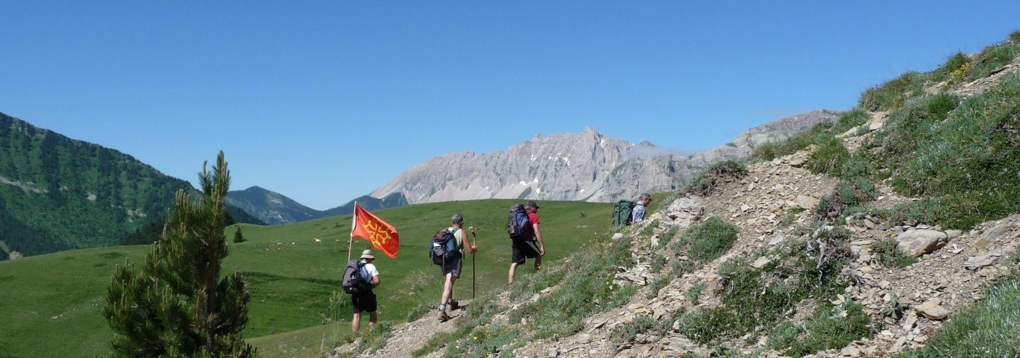 Balade occitane Hautes-Alpes