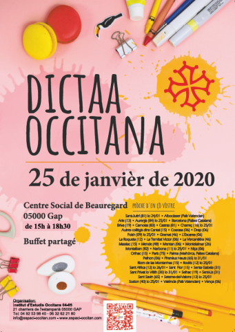 Dictaa Occitana 2020 a Gap